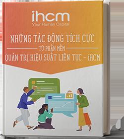 Phần mềm quản trị hiệu suất liên tục - iHCM