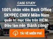 SKYPEC CNKV Miền Nam tối ưu hiệu suất doanh nghiệp với giải pháp phần mềm iHCM