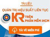 Quản trị hiệu suất liên tục OKR trên phần mềm iHCM